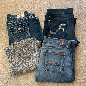 Jeans!!! Make me an offer!!